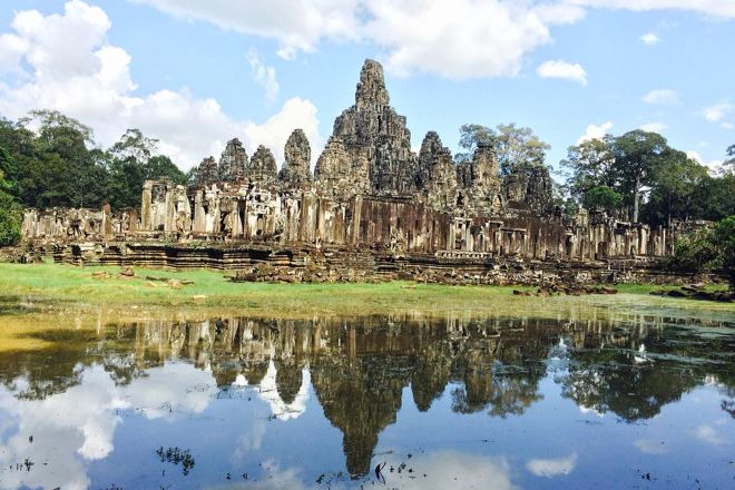 Angkor Taxi Driver Siem Reap, Siem Reap, Cambodia