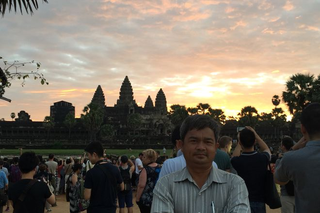Angkor Temple Guide, Siem Reap, Cambodia