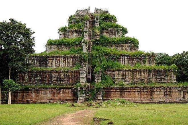 Angkor Tuk Tuk Tour, Siem Reap, Cambodia
