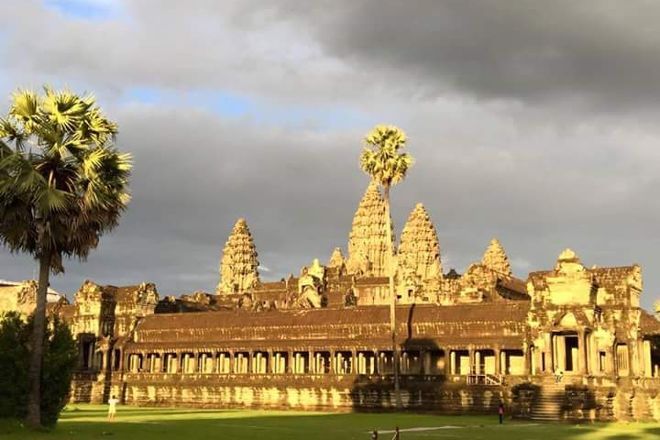 Angkor Vision Tour, Siem Reap, Cambodia