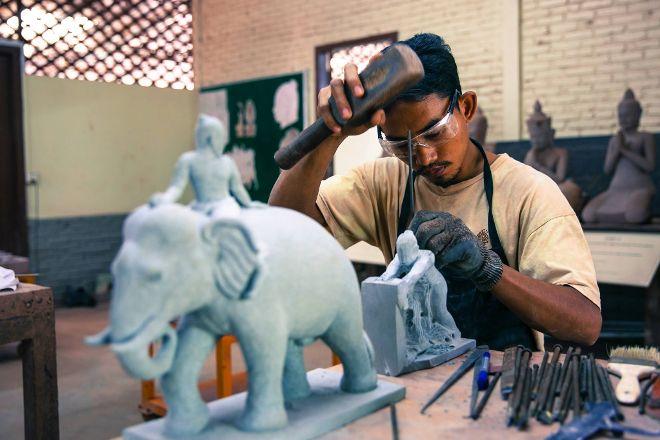 Artisans Angkor, Siem Reap, Cambodia