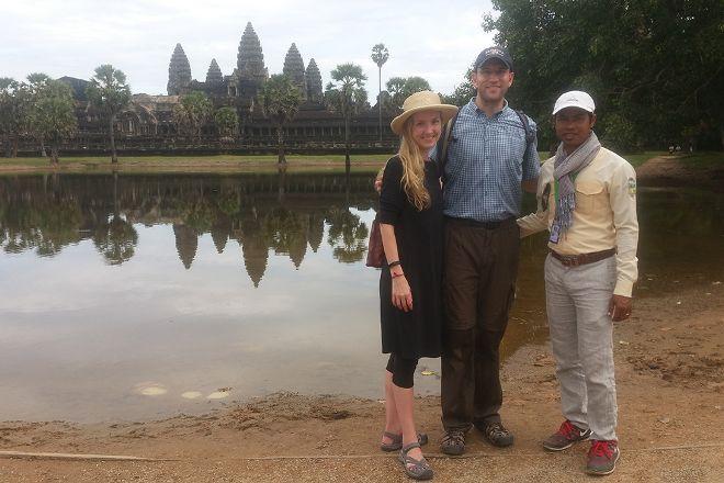 Asia Private Guide Service, Siem Reap, Cambodia