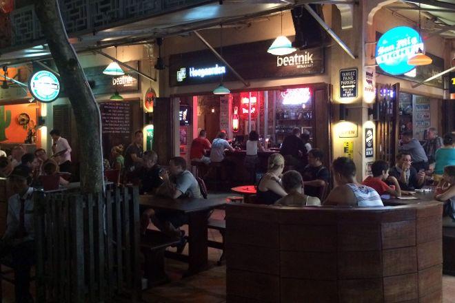 Beatnik Bar, Siem Reap, Cambodia