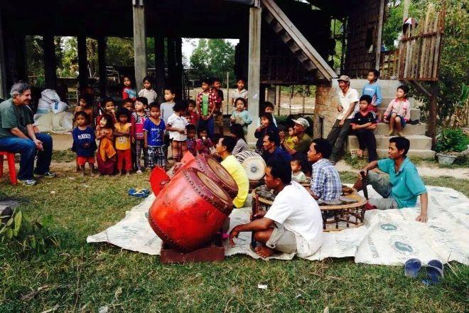 Cambodian Angkor Tour, Siem Reap, Cambodia