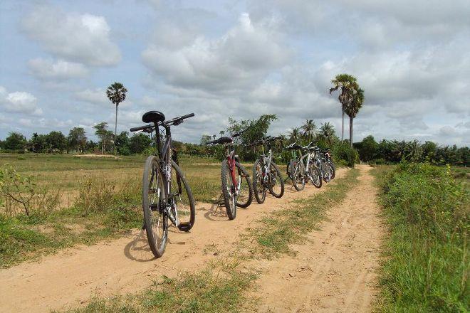 CORT Adventure, Siem Reap, Cambodia