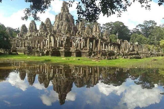 Guia Espanol de Angkor, Siem Reap, Cambodia