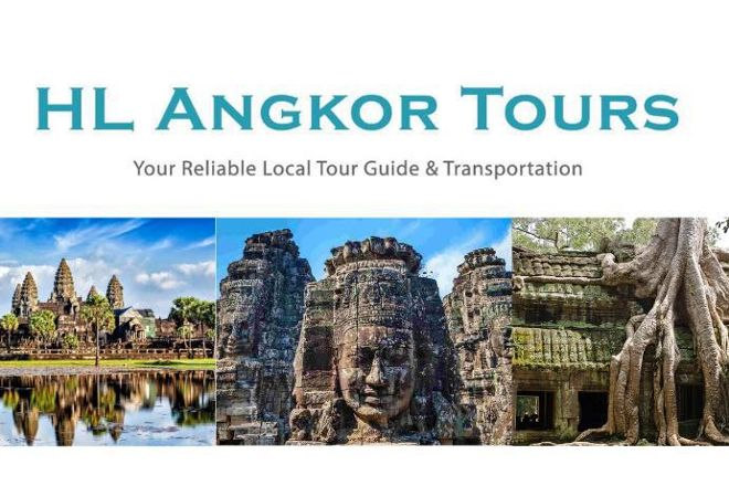 HL Angkor Tours - Day Tours, Siem Reap, Cambodia