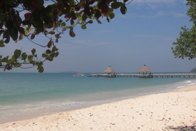 Independence Beach, Sihanoukville, Cambodia