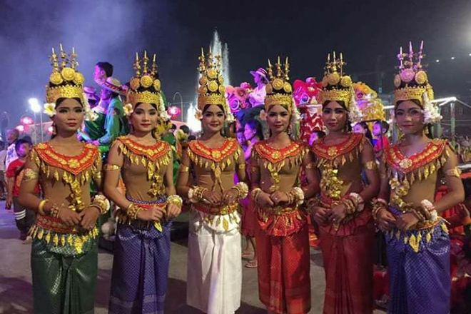 Kanell Dinner Show, Siem Reap, Cambodia