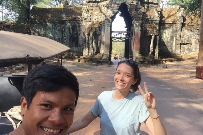 Khanny Siem Reap Angkor Tours and Transport, Siem Reap, Cambodia