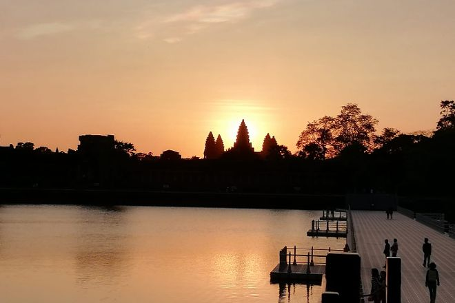 Khmer Angkor Driver, Siem Reap, Cambodia