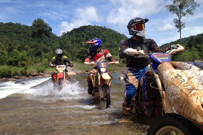 Kickstart Dirt Bike Adventures, Siem Reap, Cambodia