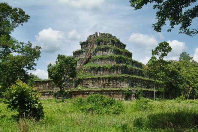 Koh Ker Temple, Preah Vihear Province, Cambodia
