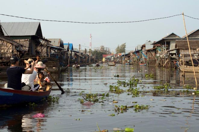 Kompong Khleang Floating Village, Siem Reap, Cambodia