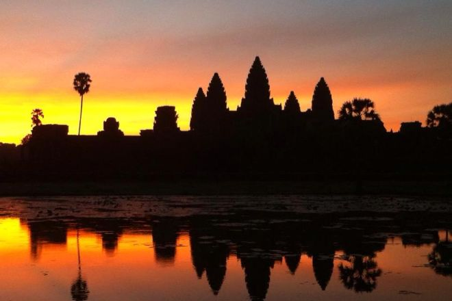 MR. T - Angkor Private Tour Service, Siem Reap, Cambodia