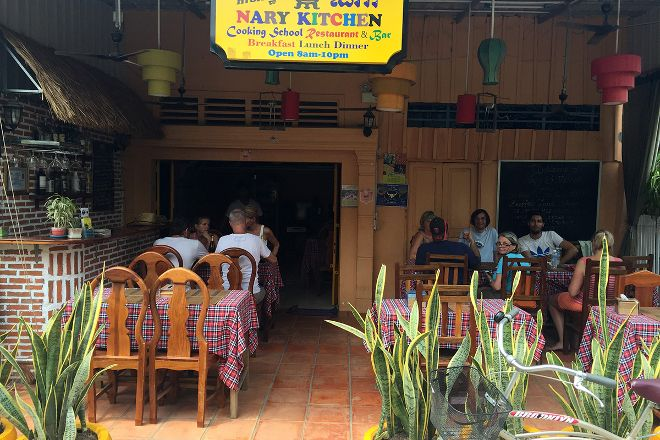 Nary Kitchen, Battambang, Cambodia