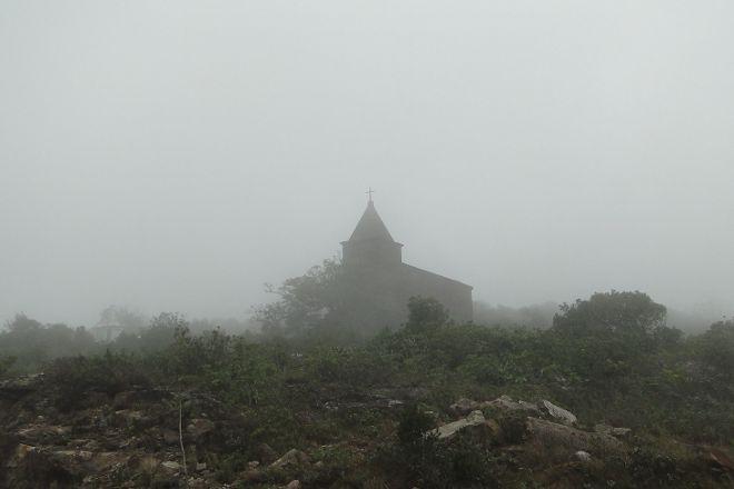 Old Catholic Church, Kampot, Cambodia