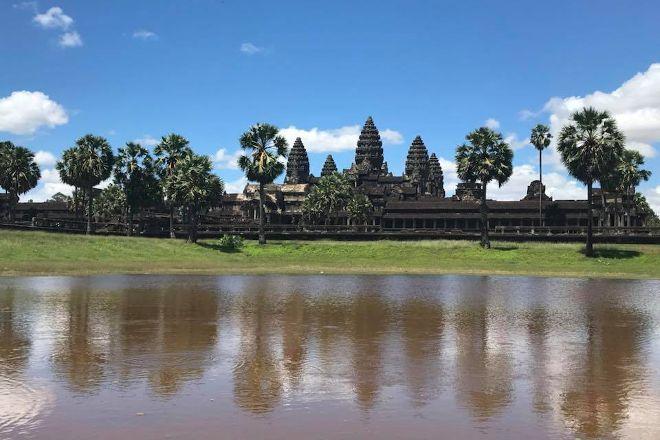 Palm Angkor Tour, Siem Reap, Cambodia