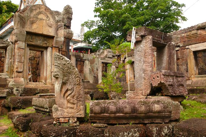 Phnom Chisor, Rovieng, Cambodia