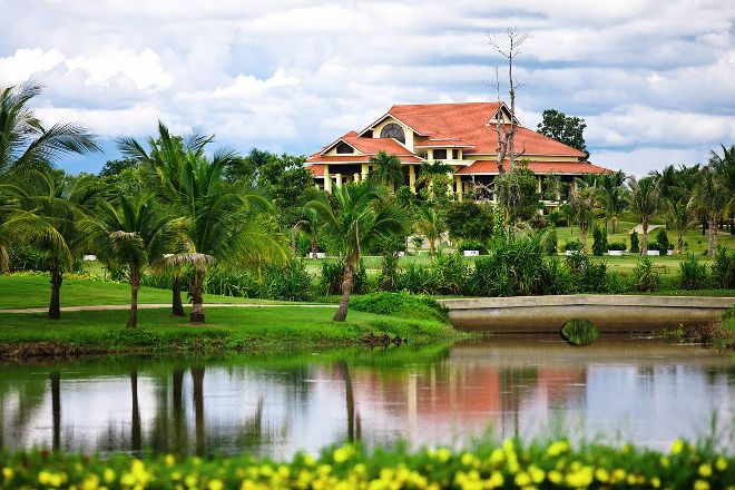 Phokeethra Country Club, Siem Reap, Cambodia