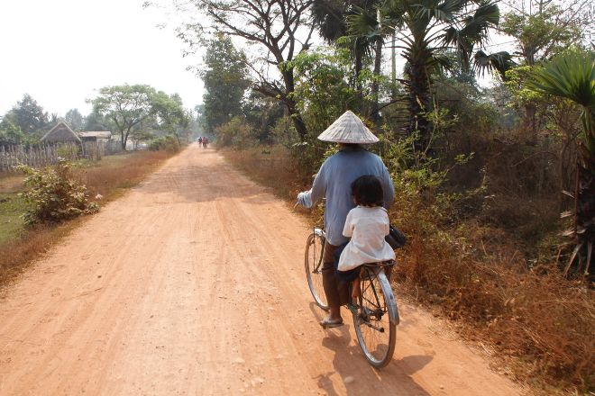 PURE! Countryside Bicyle Tour, Siem Reap, Cambodia