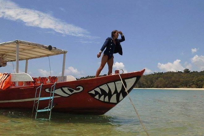 Red Shark Charter, Sihanoukville, Cambodia