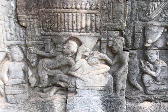 Relaxation Massage Chai Angkor, Siem Reap, Cambodia
