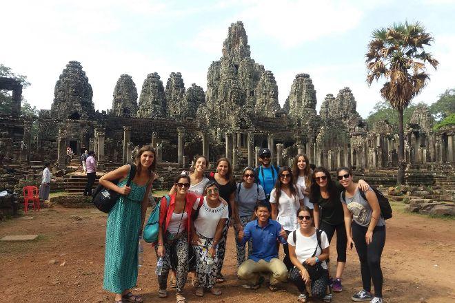 Rithy Guia y Chofer Espanol, Siem Reap, Cambodia