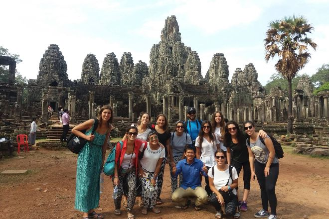 Rithy Guia y Chofer Espanol Camboya, Siem Reap, Cambodia