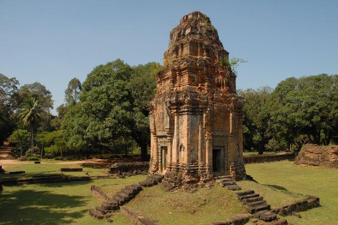 Roluos Temples, Siem Reap, Cambodia