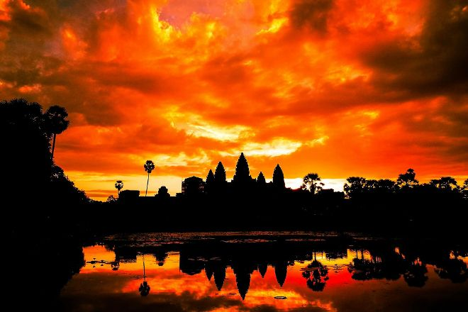 Sam Angkor Tour, Siem Reap, Cambodia