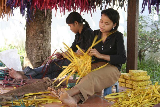 Senteurs d'Angkor, Siem Reap, Cambodia