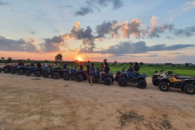 Siem Reap Quad Bike Adventure ATV Tours, Siem Reap, Cambodia