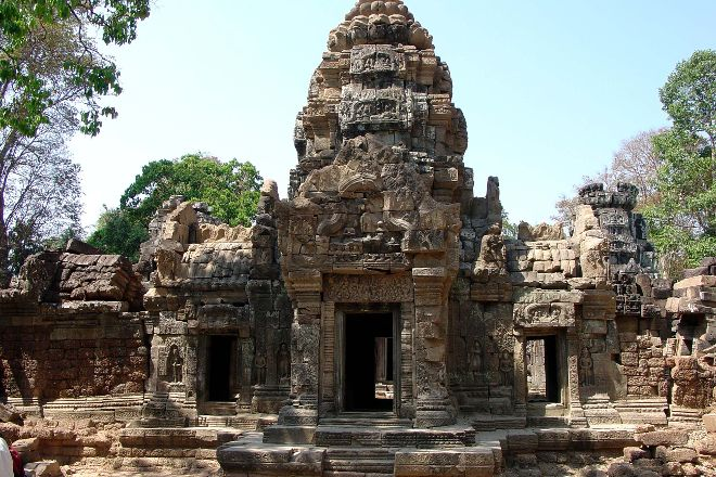Ta Som, Siem Reap Province, Cambodia