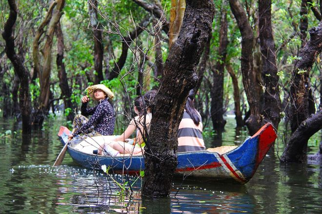 The Tonle Sap Experience, Siem Reap, Cambodia