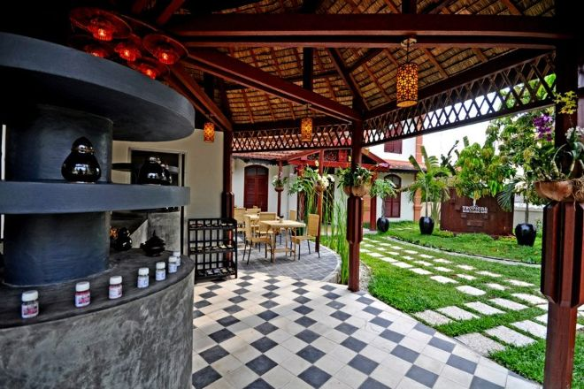 Tropical Boutique Spa, Siem Reap, Cambodia