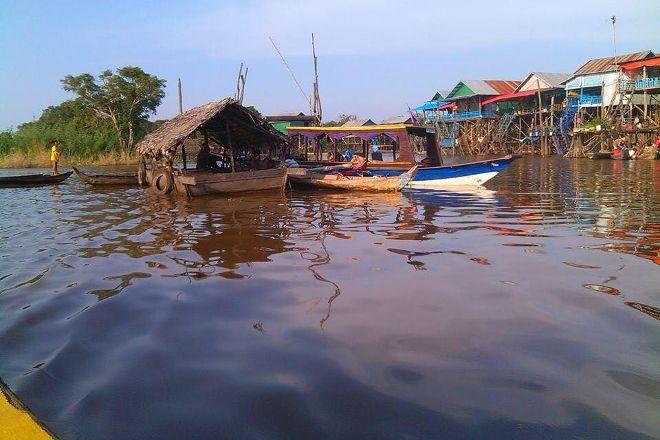 Tuk Tuk Rural Adventure - Day Tours, Siem Reap, Cambodia