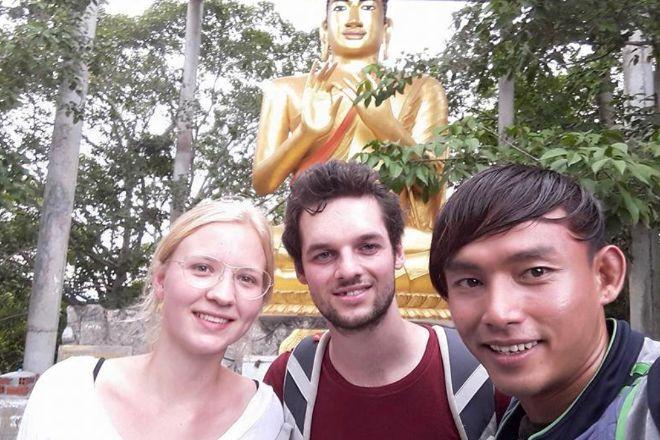 Ty Ty Smile Tuk Tuk Tour, Battambang, Cambodia