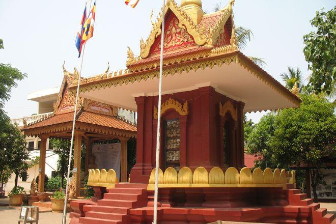 Wat Thmey (Killing Fields), Siem Reap, Cambodia