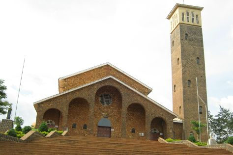 Kumbo Cathedral, Kumbo, Cameroon