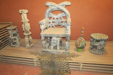 Mankon Museum, Bamenda, Cameroon