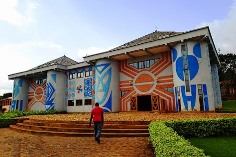 Museum of Civilization, Dschang, Cameroon