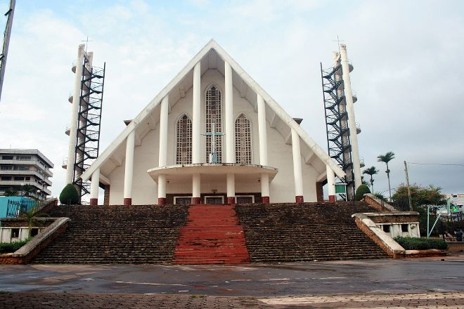 cathedrale de la paix, North 10, Yaunde, Camerun, Yaounde, Cameroon