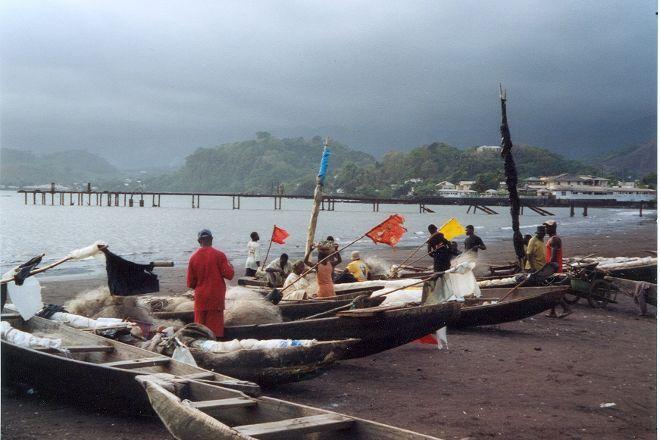 Down Beach, Limbe, Cameroon