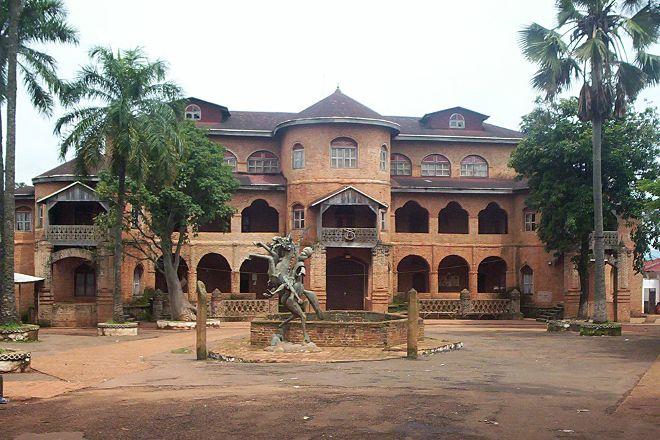 Foumban Royal Palace & Museum, Foumban, Cameroon