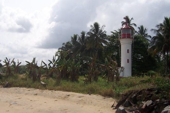Le Phare De Kribi, Kribi, Cameroon