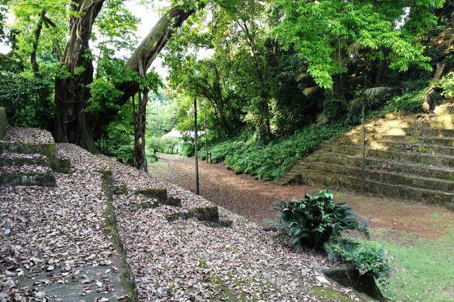 Limbe Botanic Garden, Limbe, Cameroon
