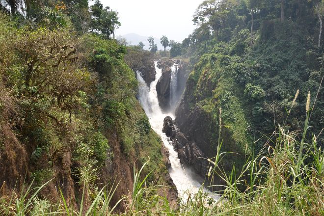 Menchum Falls, Wum, Cameroon