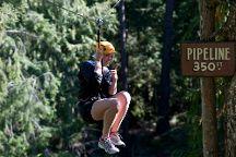 Adrena LINE Zipline Adventure Tours, Victoria, Canada