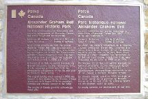 Alexander Graham Bell National Historic Site, Baddeck, Canada